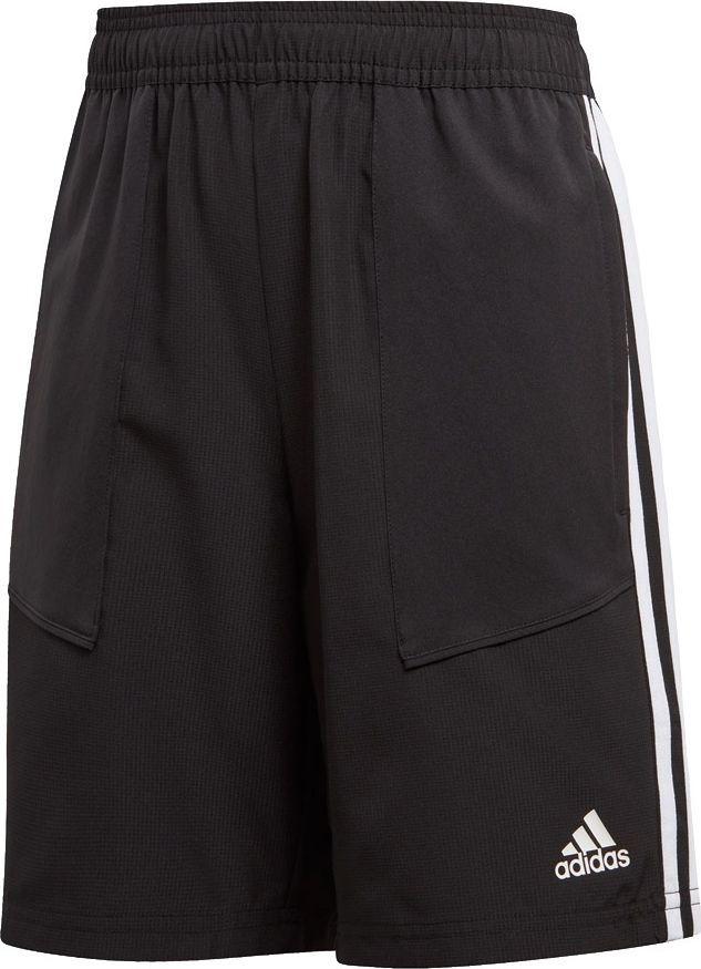 Adidas Spodenki adidas TIRO 19 Woven Short D95921 D95921 czarny 164 cm 1