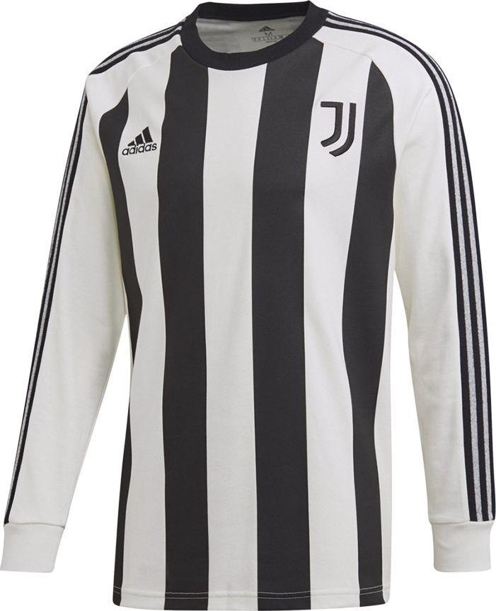 Adidas Koszulka Juventus Icons Teel FR4216 czarny S 1