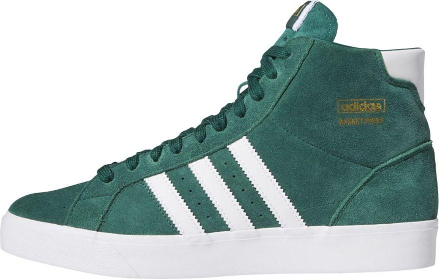 Adidas Buty adidas Originals Basket Profi FW4513 FW4513 zielony 44 2/3 1