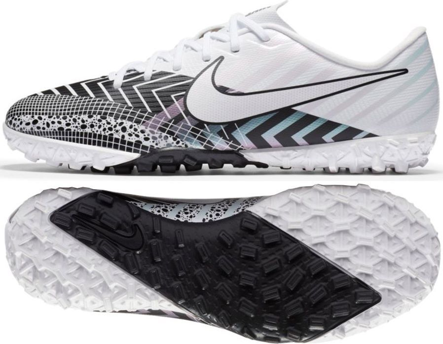 Nike Buty Nike JR Mercurial Vapor 13 Academy MDS TF CJ1178 110 CJ1178 110 biały 35 1/2 1