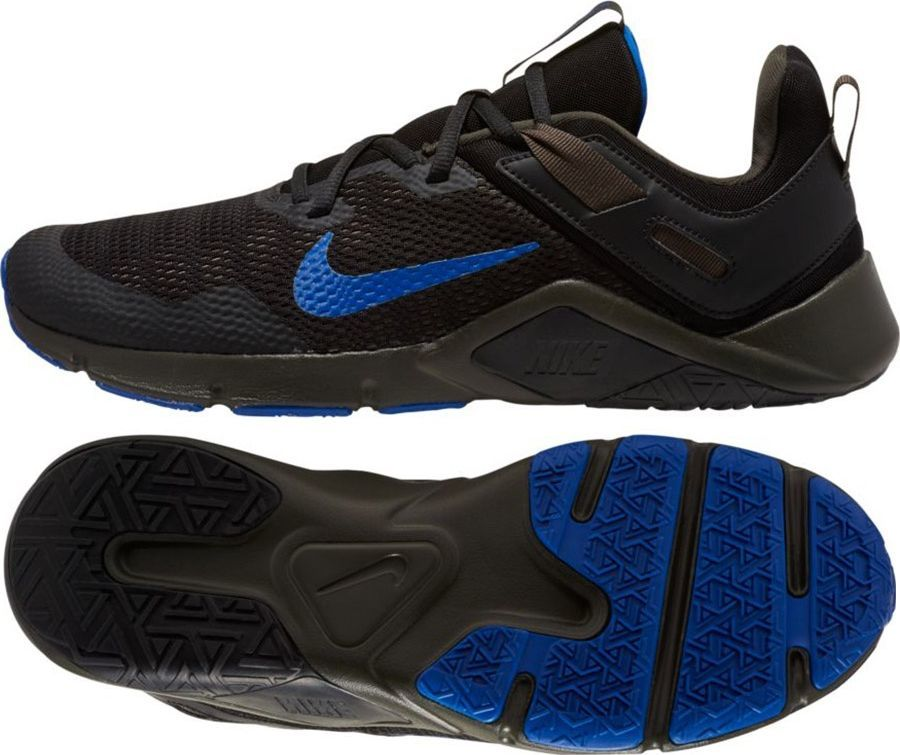 Nike Buty Nike Legend Essential CD0443 006 CD0443 006 czarny 44 1