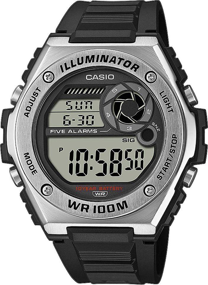 Zegarek Casio 3731 MWD-100H -1AVEF 1