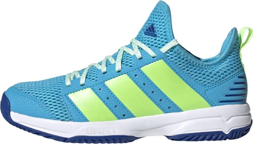 Adidas Buty adidas Stabil JR FU8402 FU8402 niebieski 38 1
