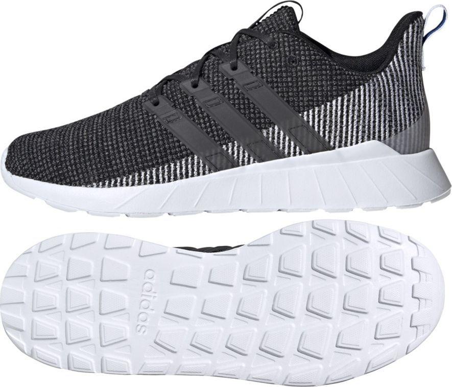 Adidas Buty adidas Questar low FW5111 FW5111 szary 44 1