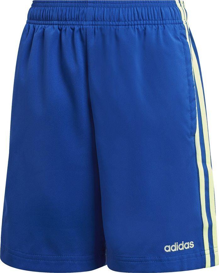 Adidas Szorty adidas YB E 3S WV Short GE0998 GE0998 niebieski 140 cm 1