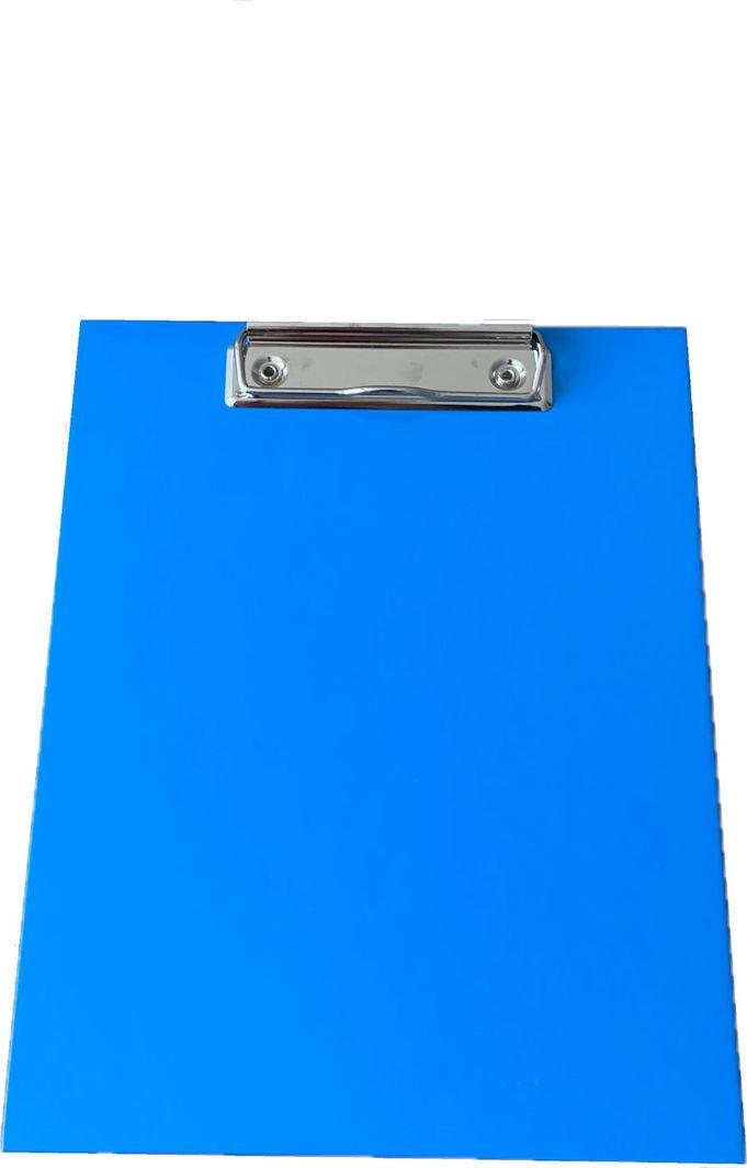 ADELANTE Deska z clipem clipboard A4 tekturowa błękitna 1