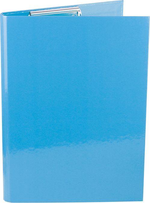 ADELANTE Deska z clipem zamykana teczka A4 tekturowa błękitna 1