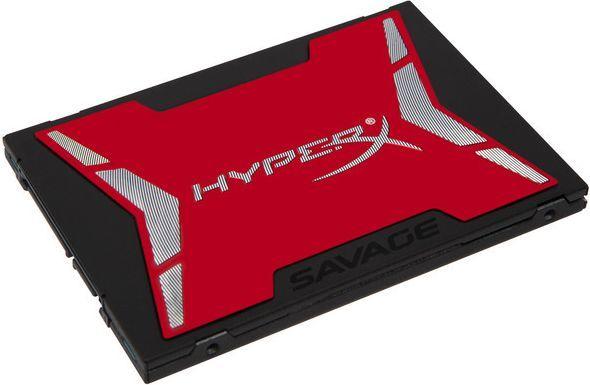 """Dysk SSD HyperX 480 GB 2.5"""" SATA III (SHSS37A/480G) 1"""