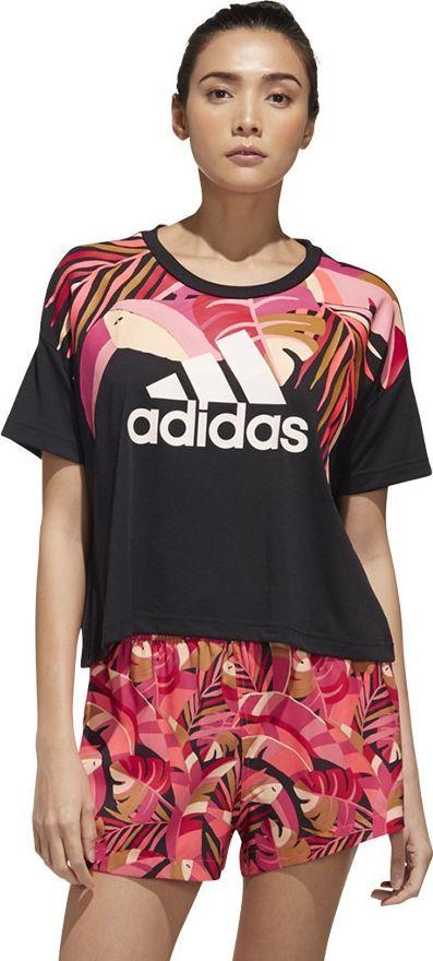 Adidas Koszulka Women X Farm Rio GD9013 czarny XS 1