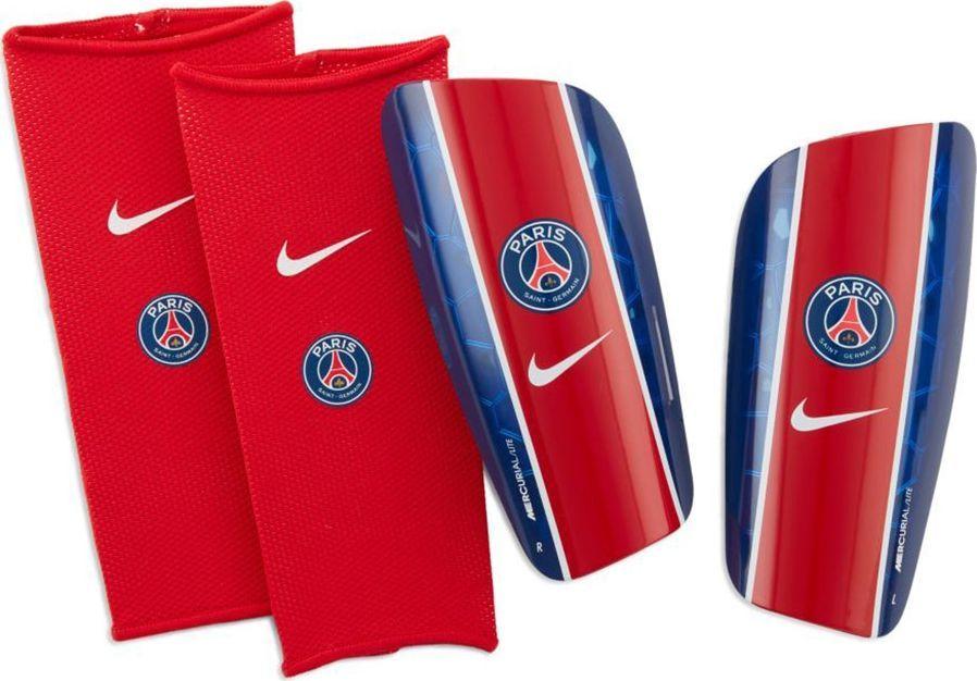 Nike Nagolenniki Nike Mercurial Lite PSG CQ8390 410 CQ8390 410 granatowy L 1