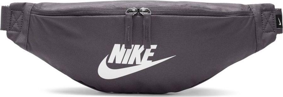 Nike Saszetka nerka Nike NK Heritage Hip Pack BA5750 082 BA5750 082 szary one size 1