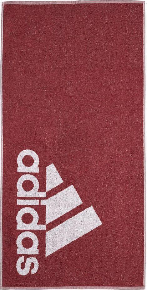 Adidas Ręcznik adidas Towel S czerwony FS3374 1