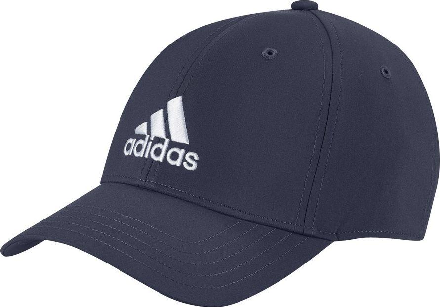 Adidas Czapka adidas BBAll Cap LT EMB GE0759 GE0759 niebieski OSFY 1
