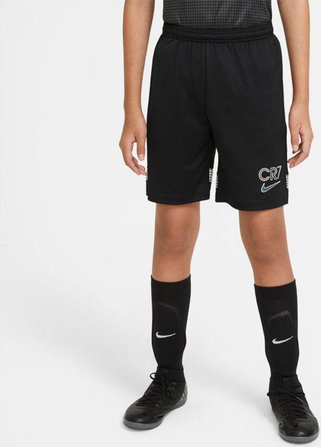 Nike Spodenki Nike Dri-FIT CR7 boys CT2974 010 CT2974 010 czarny S (128-137cm) 1