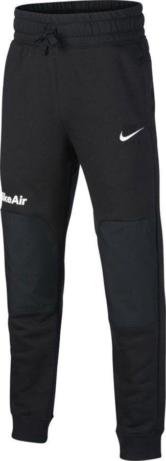 Nike Spodnie Nike Air Jr CU9205 010 CU9205 010 czarny S (128-137cm) 1