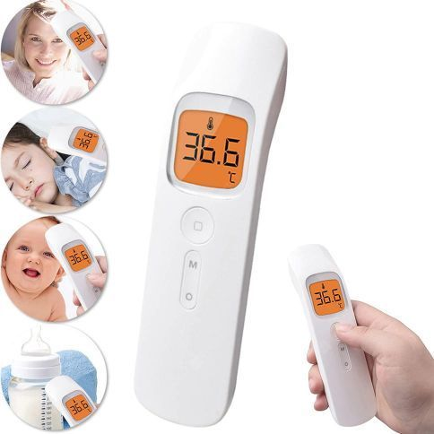 Termometr Ratujesz bezdotykowy na podczerwień (KF30) 1