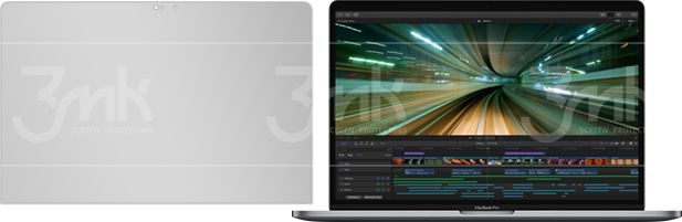 "Apple Apple MacBook Pro 13"" 2017 do 15"" 3mk Glass uniwersalny 1"