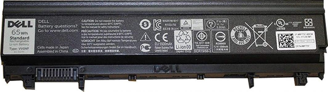 Bateria Dell 97 WHr 9-Cell Dell Latitude E5440/ E5540 (451-BBID) 1