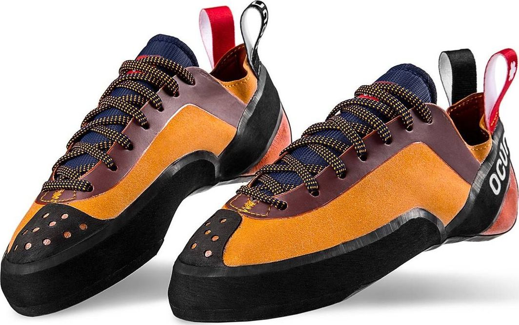 Ocun Wspinaczkowe buty Ocun Crest LU - orange 45.5 1
