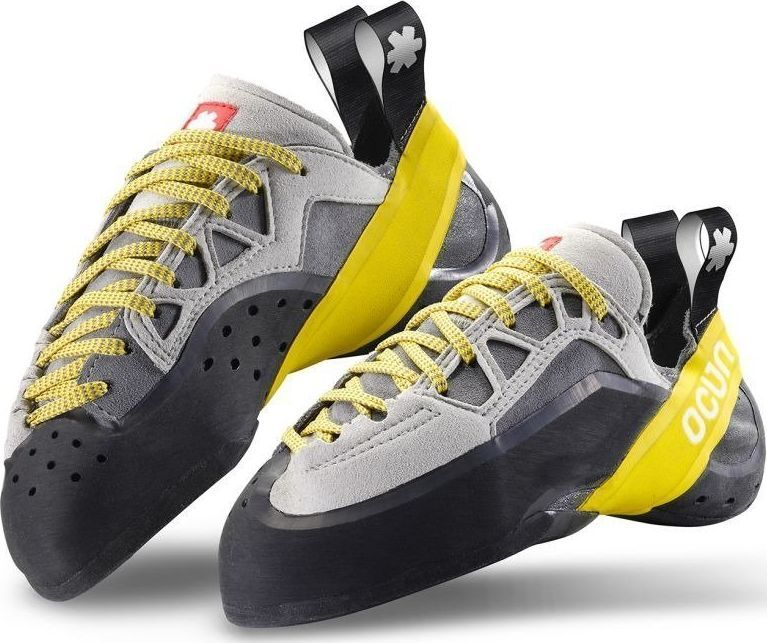 Ocun Buty wspinaczkowe Ocun Diamond - yellow/grey 37.5 1