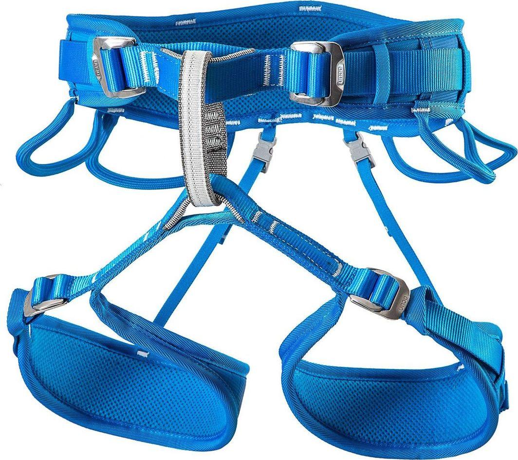Ocun Uprząż wspinaczkowa Twist Quattro - blue r. S/M (74570) 1