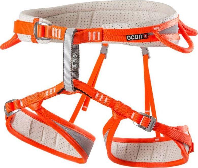 Ocun Uprząż wspinaczkowa Neon 3 - orange r. XL (74575) 1