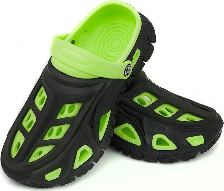 Aqua-Speed Dziecięce, młodzieżowe klapki basenowe MIAMI zielone Aqua-Speed Rozmiar 29 1