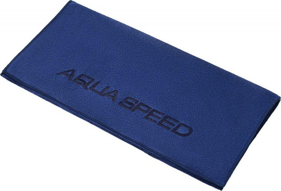 Aqua-Speed Ręcznik Dry Soft 70x140 granatowy 1
