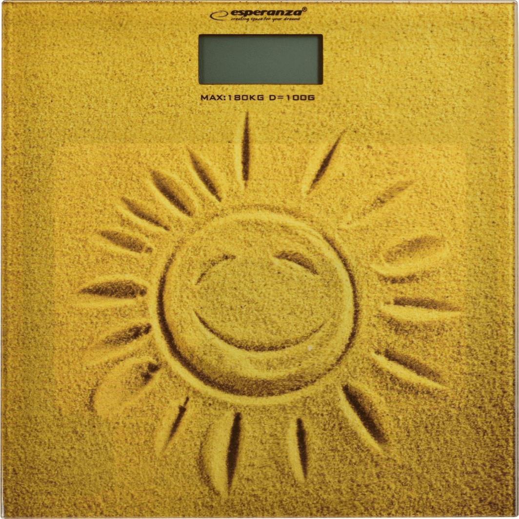 Waga łazienkowa Esperanza Sunshine (EBS006) 1