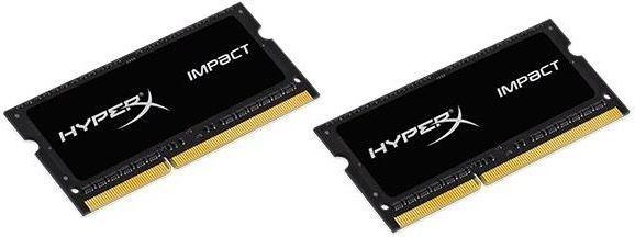 Pamięć do laptopa HyperX HyperX, SODIMM, DDR3L, 16 GB, 1866 MHz, CL11 (HX318LS11IBK2/16) 1