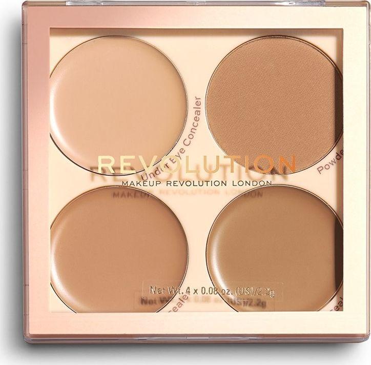 Makeup Revolution Matte Base Concealer Kit C9-12 1