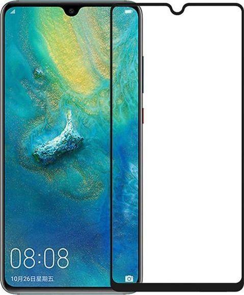 Mocolo Szkło na telefon Mocolo TG+ 3D 9H na ekran Huawei Mate 20 czarne uniwersalny 1