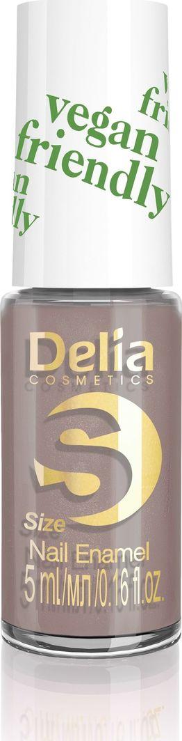 Delia Delia Cosmetics Vegan Friendly Emalia do paznokci Size S nr 209 Satin Ribbon 5ml 1