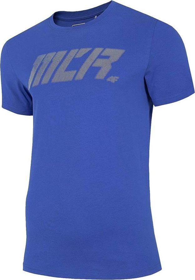 4f T-Shirt 4F H4Z20-TSM032 36S H4Z20-TSM032 36S niebieski XL 1
