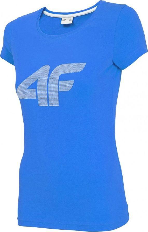 4f T-Shirt 4F NOSH4-TSD005 33S NOSH4-TSD005 33S niebieski XS 1