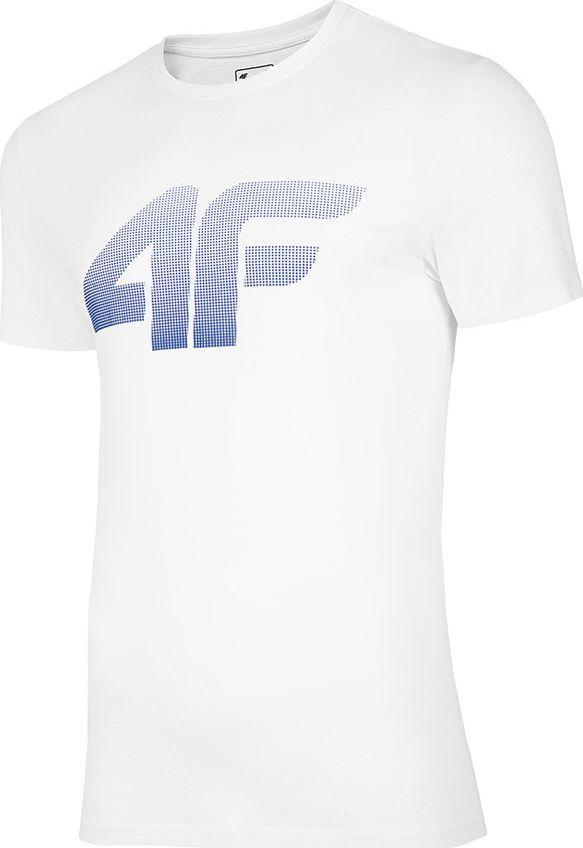 4f T-Shirt 4F NOSH4-TSM004 10S NOSH4-TSM004 10S biały XXXL 1
