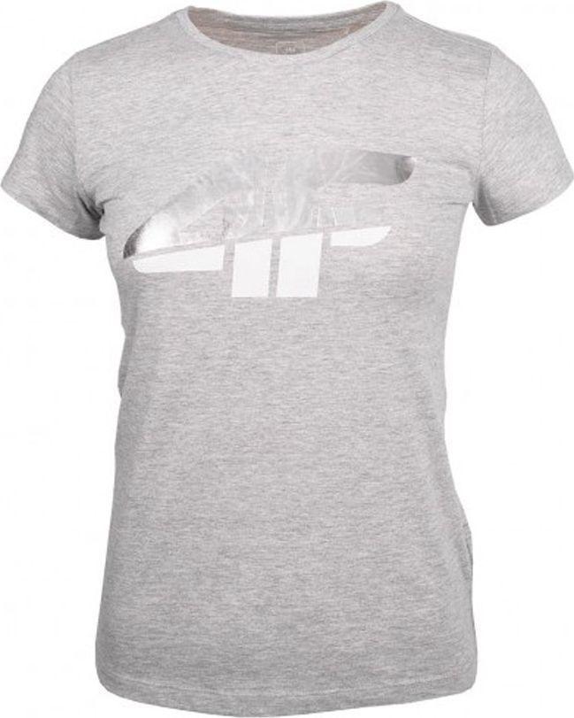 4f T-shirt 4F HJZ20-JTSD006B 25M HJZ20-JTSD006B 25M szary 140 cm 1