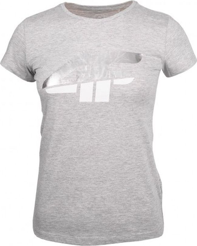 4f T-shirt 4F HJZ20-JTSD006B 25M HJZ20-JTSD006B 25M szary 146 cm 1