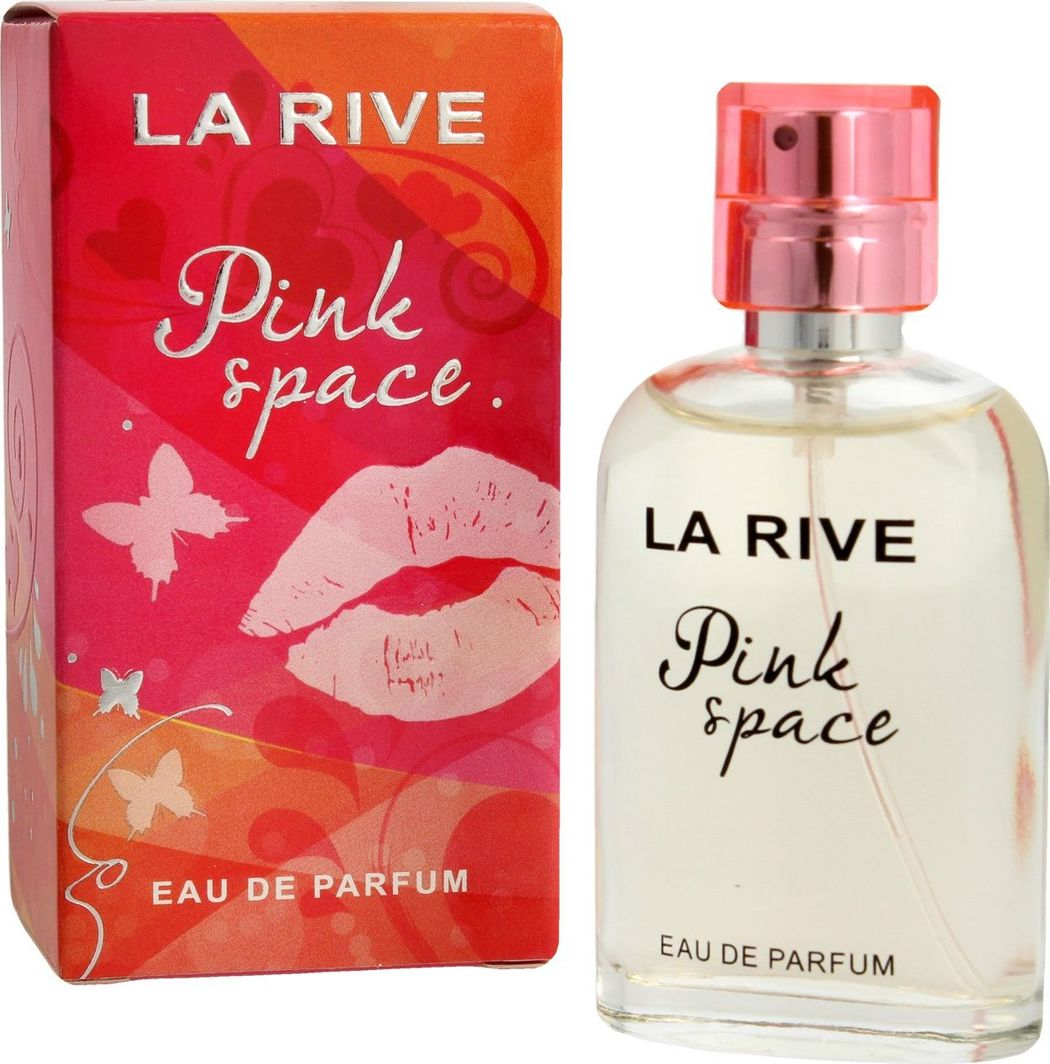 la rive pink space