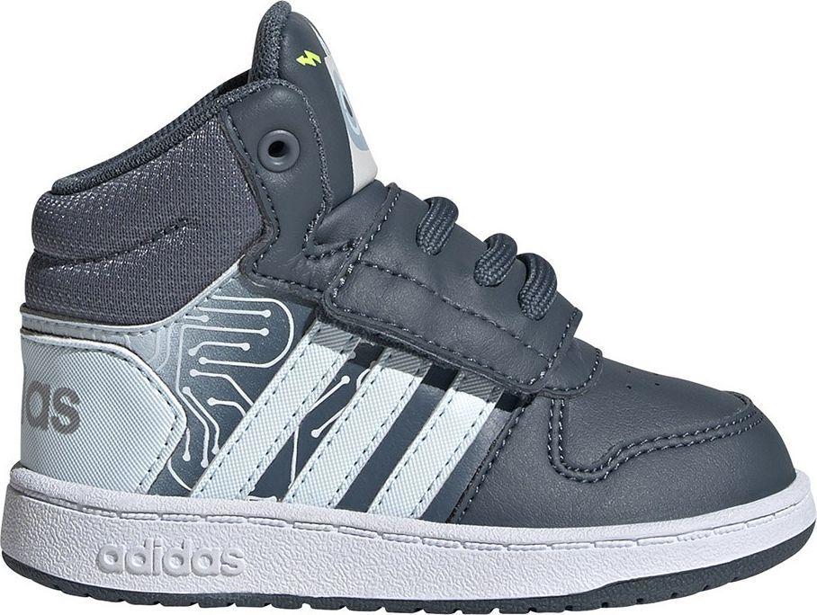 Adidas Buty adidas Hoops Mid 2.0 I Jr FW4925 27 1