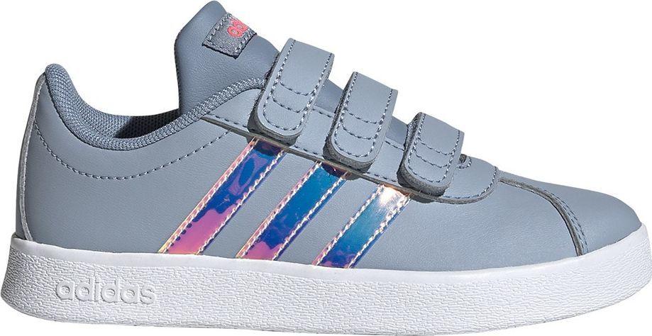 Adidas Buty adidas Vl Court 2.0 Cmf Jr FW4958 28 1