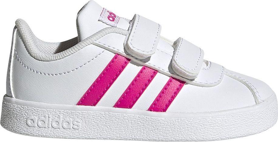 Adidas Buty adidas Vl Court 2.0 Cmf Jr EG3890 26 1