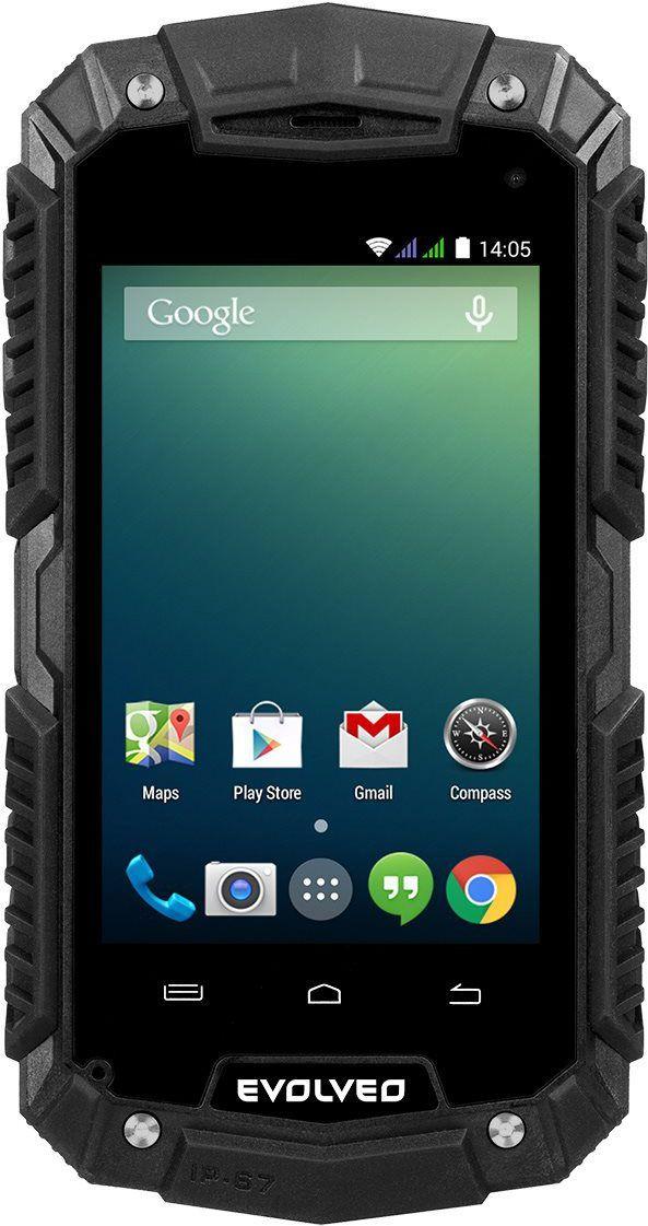 Smartfon Evolveo Strong Phone D2 Mini Dual Sim, Czarny 1