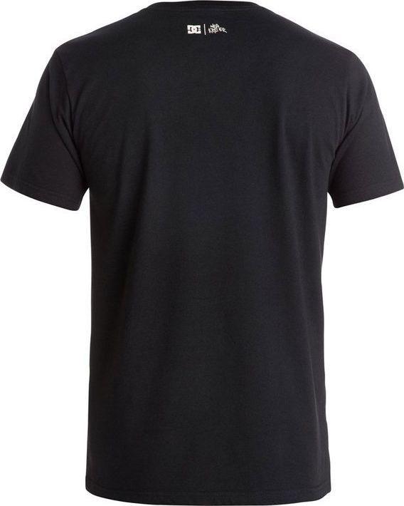 DC Shoes T-Shirt DC Shoes Wes Car Ss ADYZT03401KVJ0 S 1