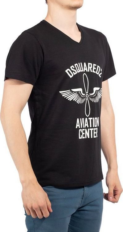 Dsquared2 T-Shirt Dsquared Nero 1 S71GD0416-N1 L 1