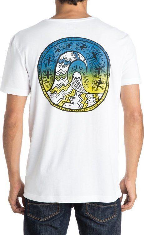 Quiksilver T-shirt Quiksilver Tribal UQYZT03553WBB0 S 1