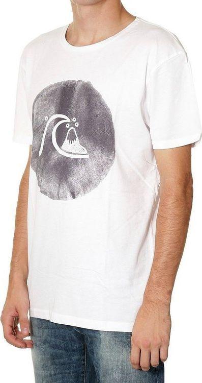 Quiksilver T-Shirt Quiksilver Ink Bubble UQYZT03495WBB0 M 1