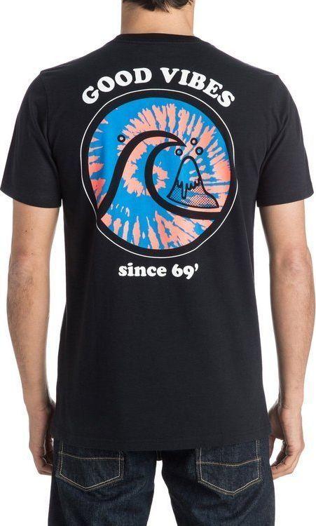 Quiksilver T-Shirt Quiksilver 69'ER ID UQYZT03779KVJ0 S 1