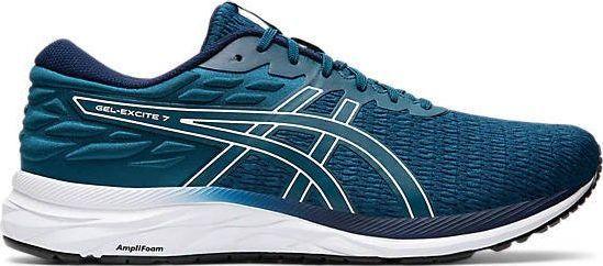 Asics Buty do biegania asics Gel-Excite 7 Twist 1011A658-400 niebieski 48 1
