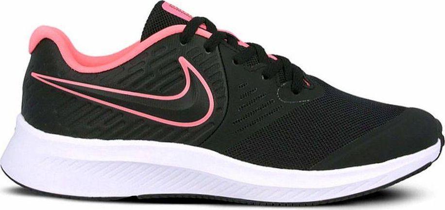 Nike Buty do biegania NIKE STAR RUNNER 2 GS (AQ3542 002) 38.5 1
